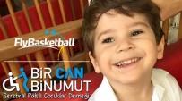 BEBEK ARABASI - Kadın Basketbolculardan, Serebral Palsi Hastası Çocuklara Anlamlı Jest