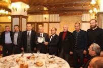 MEHMET ALI ŞAHIN - Karabük Haddeciler Derneği  Ceylan'ın Onuruna Vefa Yemeği  Verdi