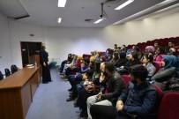 İKTISAT - Kariyer Planlama Seminerleri İİBF'de Devam Ediyor