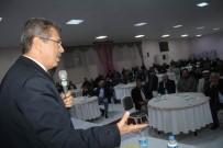 MUSTAFA DEMIR - Kayseri Pancar Ekicileri Kooperatifi Yönetim Kurulu Başkanı Akay Gemerek'te