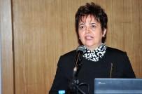 İBRAHIM BAKıR - Kent Konseyi Başkanı Kurt Güven Tazeledi