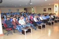 E-SEVK - Kilis Devlet Hastanesi'nde Bilgilendirme Toplantısı