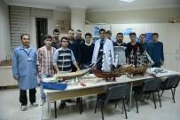 BÜYÜKŞEHİR YASASI - Konya'da İlk Kez Açılan Model Gemi Kursuna Yoğun İlgi