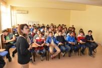 İKLİM DEĞİŞİKLİĞİ - Konyaaltı Belediyesi'nden Öğrencilere 'Çevre' Dersi