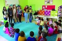 KTO Karatay Üniversitesi Çocuk Gelişimi Öğrencileri, Miniklerle Buluştu