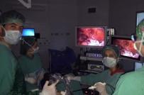 Laparoskopik Histerektomi Yöntemiyle Milas'ta İl Ameliyat Yapıldı