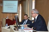 İSMAIL ÇORUMLUOĞLU - Manisa'da Uyuşturucuyla Mücadele Masaya Yatırıldı