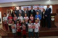 HAKEM HEYETİ - Marmaraereğlisi Satranç Turnuvası'na Ev Sahipliği Yaptı