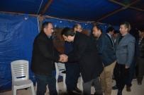 ŞIRNAK CUDİ DAĞI - Milletvekili Köse'den Taziye Ziyareti
