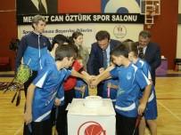 AYDOĞMUŞ - Milli Sporculara Başkan Morali