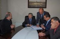 BISMILLAH - OSB'nin Yer Tahsisi İçin Protokol İmzalandı