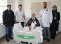 LOKMAN HEKIM - 'Masada Kalırsın' Denilen Hasta Ayağa Kalktı