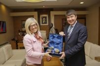 DA SILVA - Portekiz Büyükelçisi'nden Başkan Türel'e Ziyaret