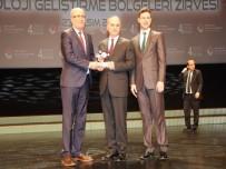 BİLİM SANAYİ VE TEKNOLOJİ BAKANI - Samsun TEKNOPARK'a Üçüncülük Ödülü