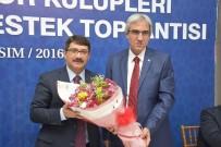 İSMAIL AYDıN - Şehzadeler'den Amatöre 100 Bin TL'lik Nakdi Destek