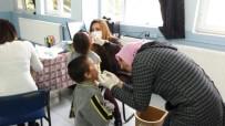 SAĞLIĞI MERKEZİ - Selendili Öğrencilere Diş Taraması