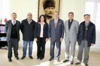 ESNAF VE SANATKARLAR ODALARı BIRLIĞI - SESOB Başkanı Köksal'dan, Hacı Bektaş Veli Vakfı'na Ziyaret