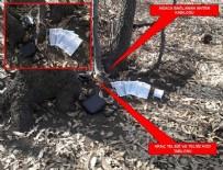 CUDI DAĞı - Cudi Dağı'nda çok sayıda silah ve mühimmat ele geçirildi