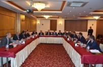 DAVUT GÜL - Sivas Tarım Platformu İlk Toplantısını Yaptı