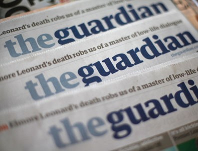 The Guardian'dan küstahTürkiye yazısı