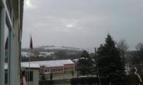 Trakya'ya ilk kar düştü