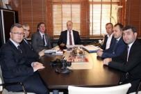 KIDEM TAZMİNATI - Türk-İş Genel Başkanı Atalay Açıklaması 'Asgari Ücret 1600 TL Olmalı'
