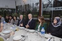 KADIN PLATFORMU - Türkiye İle Balkanlar'ın Dostluğu Bursa İle Gelişiyor