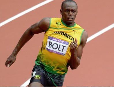 Usain Bolt sahalara çıkıyor