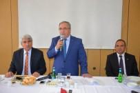 KAMU GÖREVLİLERİ - Vali Ahmet Hamdi Nayir Açıklaması Kütahya İl Genel Meclisi'nin 120 Milyon TL'lik Bütçesi Gerçekçi