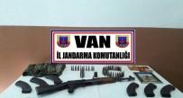 ÖRGÜT PROPAGANDASI - Van'da Bir Kişi Gözaltına Alındı