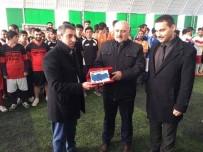 CENTİLMENLİK - Vizyon 2071 Derneği, Futbol Turnuvasını Tekman'a Taşıdı