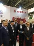 AZERBAYCAN CUMHURBAŞKANI - Vodafone Türkiye, Bakutel 2016'Ya Katıldı