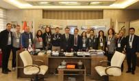 TEVFİK İLERİ - Yabancı Öğretmenlerden Atakum Ziyareti