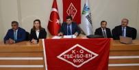 İŞ GÜVENLİĞİ - Yeşilyurt Belediyesi Memnuniyet Belgesi Almak İçin Hazırlıklarını Tamamladı