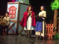 BARIŞ MANÇO - Yıldırım'da Çocuk Tiyatrosu Coşkusu