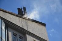 CENGIZ TOPEL - Yüksekova'da Korkutan Yangın