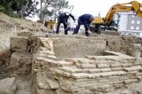 İMAM HATİP - Yurt İnşaatı Kazısından Antik Mezar Çıktı
