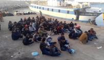 181 Kaçak Göçmen Yakalandı