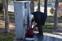 SU KESİNTİSİ - 37 Saatlik Su Kesintisini Duyan Vatandaşlar Hazırlık Yaptı