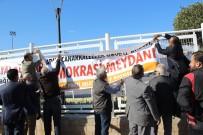 DEMOKRASİ NÖBETİ - AK Parti Demokrasi Şehitleri İçin Talep Etti, CHP 'Hayır' Dedi