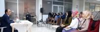 PIR SULTAN ABDAL - Altay, 'Gençlikten Aldığımız Enerji Ülkemizi Daha İleri Götürüyor'