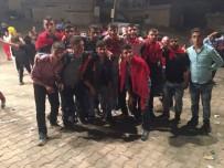 KıNALı - Askere Gidecek Gençlere Kına Gecesi