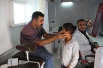 SAĞLIK TARAMASI - Bağlar Belediyesi Köylerde Sağlık Taraması Başlattı