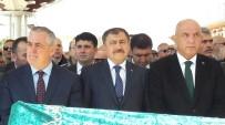 TARıM VE KÖYIŞLERI BAKANLıĞı - Bakan Eroğlu, Hocası Prof. Dr. Mehmet Rahmi Bilge'nin Cenazesine Katıldı