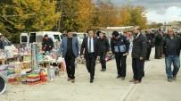 PAZAR ESNAFI - Başkan Genç Açıklaması 'Sorunları Yerinde Tespit Ediyoruz'