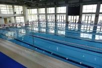CANKURTARAN - BEÜ Yüzme Havuzuna Yoğun İlgi