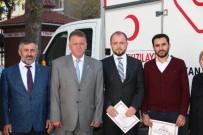 BILECIK MERKEZ - Bilecik'te 'Vatan Sana Kanım Feda' Projesi