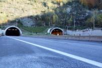 İZZET BAYSAL DEVLET HASTANESI - Bolu Dağı Tüneli Ulaşıma Kapatıldı