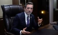 FAİZ İNDİRİMİ - BTSO Yönetim Kurulu Başkanı İbrahim Burkay Açıklaması