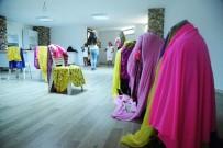 TÜRK MÜZİĞİ - Çağdaş Halk Dansları Topluluğu, Kendi Kostümlerini Tasarlayıp Dikmeye Başladı